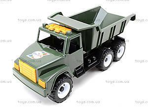 Игрушечный грузовик «Военный», 184А, toys.com.ua