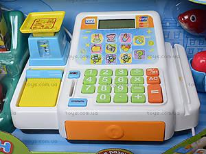 Игрушечный кассовый аппарат «Магазин», 7340, отзывы