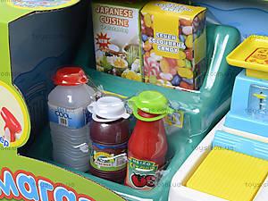 Игрушечный кассовый аппарат «Магазин», 7340, игрушки
