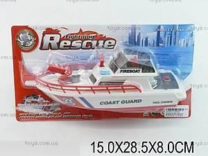 Игрушечный катер «Береговая охрана», 0669A