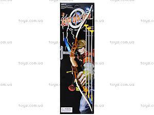 Игрушечный комплект «Лук со стрелами», 9822-6, фото