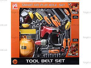 Игрушечный комплект инструментов, 20962097, цена
