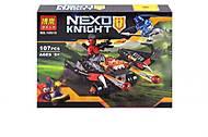 Игрушечный конструктор Brick «NEXO knights», 10515, отзывы