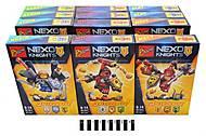 Игрушечный конструктор Nexo knights , 109, отзывы