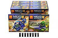 Игрушечный конструктор «Nexo Soldiers», 79275, отзывы