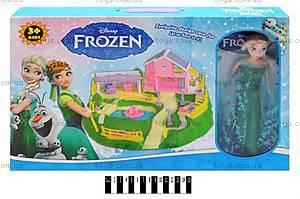 Игрушечный кукольный дом Frozen, 3947-4