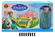 Игрушечный кукольный дом Frozen, 3947-4, фото