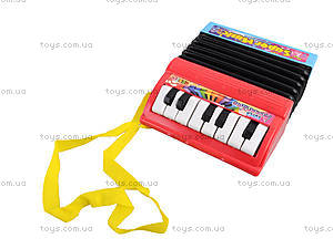 Игрушечный маленький аккордеон, WX2111A, toys.com.ua