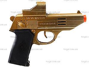 Игрушечный механический пистолет, WX002, фото
