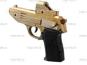 Игрушечный механический пистолет, WX002, цена