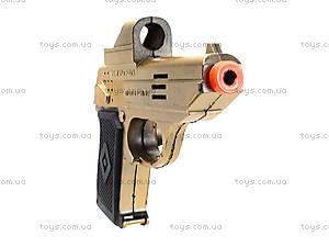 Игрушечный механический пистолет, WX002, игрушки