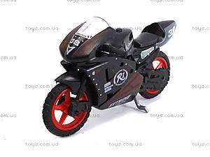 Игрушечный мотоцикл, металлический, XY028, детский
