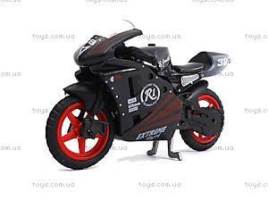 Игрушечный мотоцикл, металлический, XY028, Украина