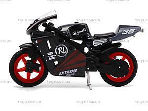 Игрушечный мотоцикл, металлический, XY028, доставка