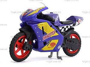 Игрушечный мотоцикл, металлический, XY028, игрушка