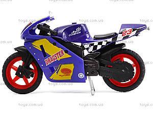 Игрушечный мотоцикл, металлический, XY028, купить игрушку