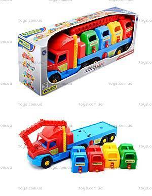 Игрушечный мусоровоз Super Truck, 36530