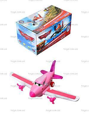 Игрушечный музыкальный самолет «Летачки», 7658-76B