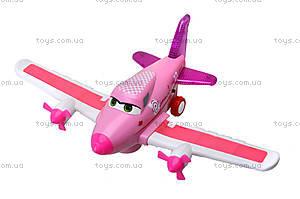 Игрушечный музыкальный самолет «Летачки», 7658-76B, цена