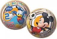 Мяч с героями Дисней, 2679, фото