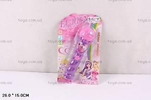 Игрушечный микрофон для девочек «Принцессы», 1003