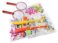 игровой набор для рыбалки в чемодане