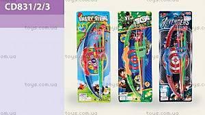 Игрушечный набор «Лук и стрелы» для детей, CD83123