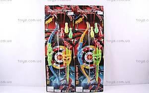 Игрушечный набор «Лук и стрелы», с мишенью, 456-G2