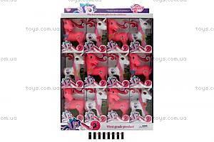 Игрушечный набор пони, 022