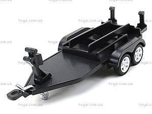 Игрушечный набор Porsche Cayenne Turbo и Power Boat, 39871F-2TB, игрушки