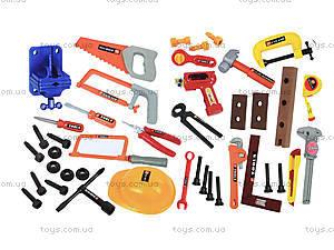Игрушечный набор инструментов, для детей, 2009, фото