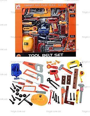 Игрушечный набор инструментов, для детей, 2009