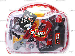 Игрушечный набор инструментов в чемодане, Z00F, купить