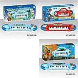 Игрушечный орган с популярными мультгероями, 6889-144567, купить