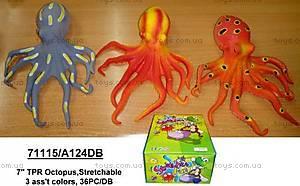 Игрушечный осьминог-тянучка, A124DB, купить