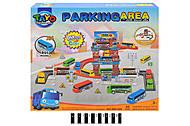 Игрушечный парковочный центр «Тайо», 660-206, фото