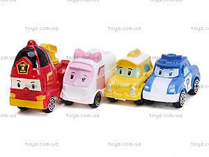 Игрушечный паркинг для машин «Робокар Поли», 660-197, цена