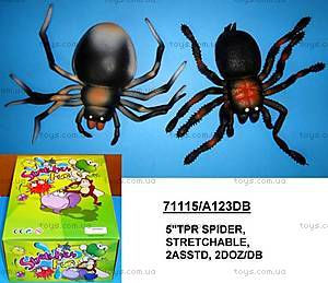 Игрушечный паук-тянучка, A123DB