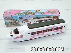 Игрушечный поезд со звуковым эффектом, 329A