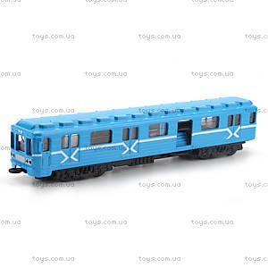 Игрушечный поезд «Вагон метро», SB-14-01, купить
