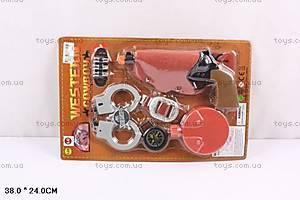 Игрушечный полицейский набор, LJS602-2