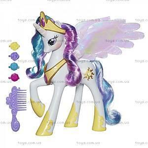 Игрушечный пони «Принцесса Селестия», A0633, купить