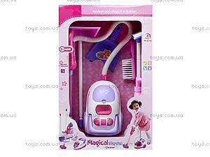 Набор для уборки с игрушечным пылесосом, 5955, отзывы