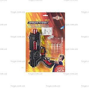 Игрушечный пистолет для детей «Защитник», M02+