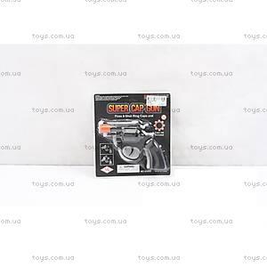 Игрушечный пистолет-пугач на пистонах, 8248E