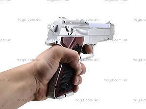 Игрушечный пистолет с гранатой, 3488-1A, фото