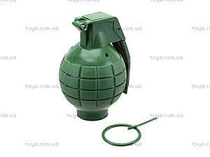 Игрушечный пистолет с гранатой, 3488-1A, отзывы