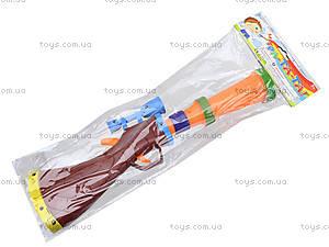 Игрушечный пистолет с лазером для детей, XC389-3, фото