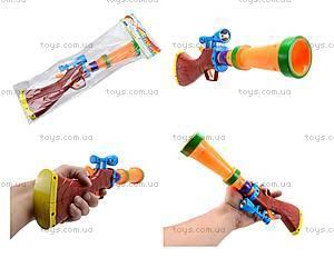 Игрушечный пистолет с лазером для детей, XC389-3