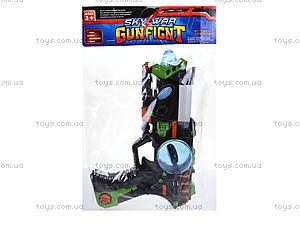 Игрушечный пистолет с лазером для детей, XC389-3, игрушки